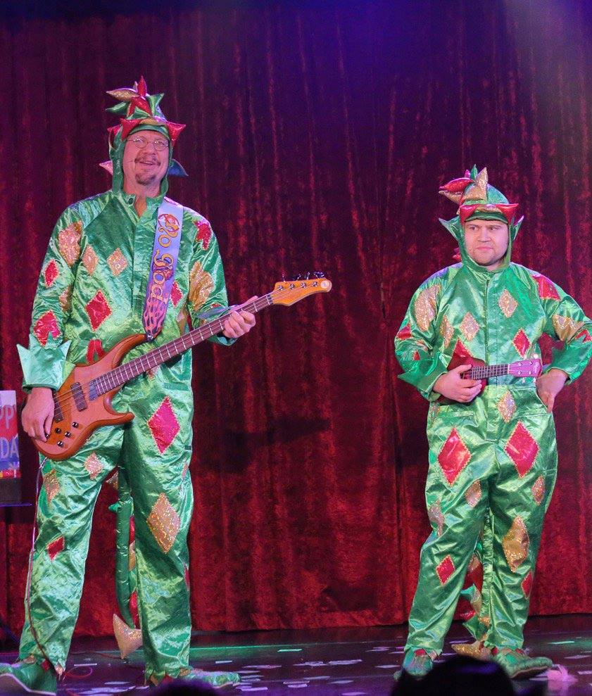 the piff pod presented by piff the magic dragon